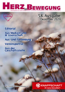 Vereinszeitschrift Herz in Bewegung